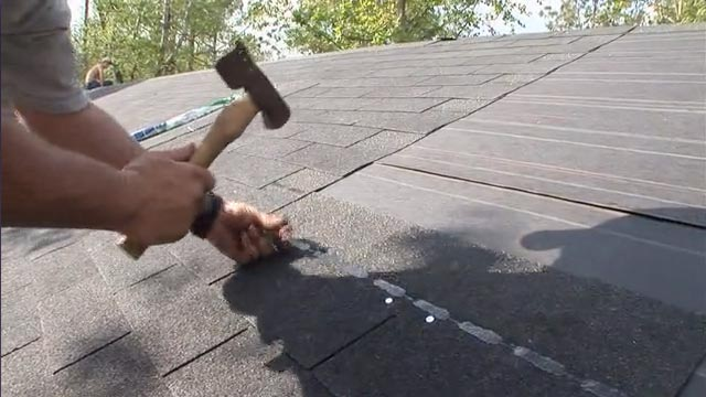 how to cut shingles for starters