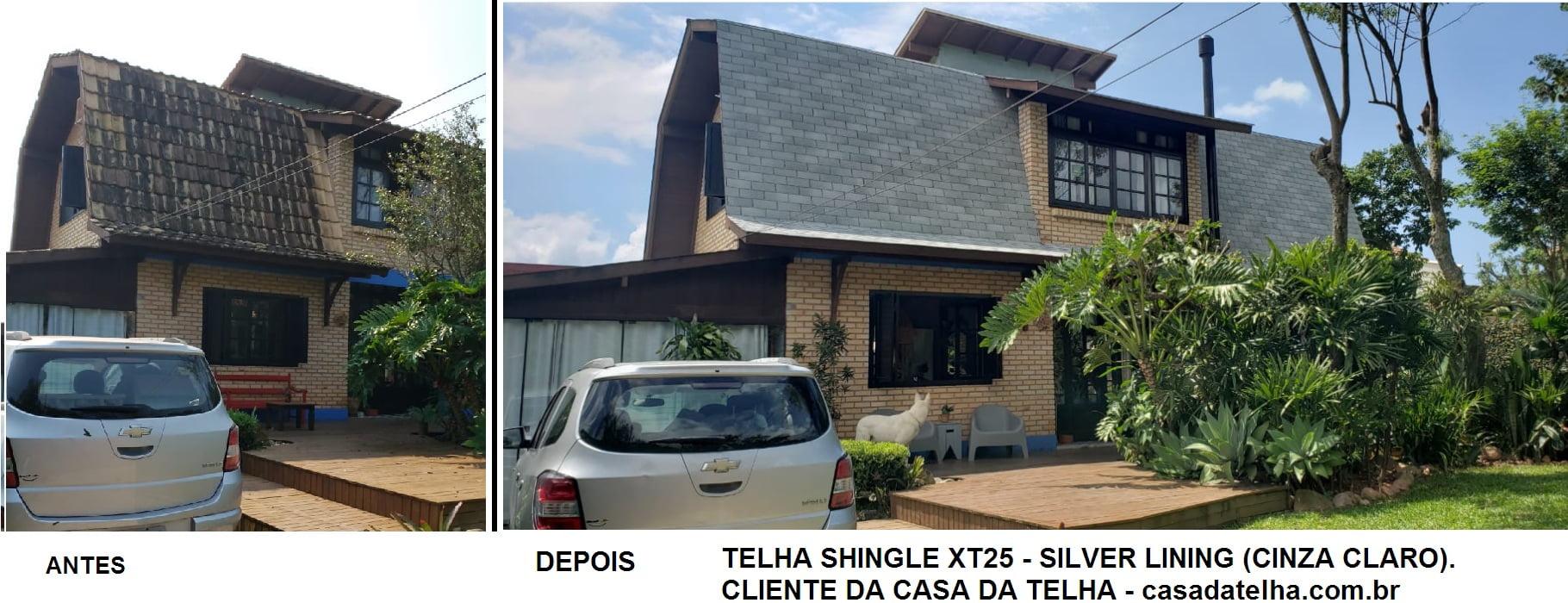 Case de sucesso: telha shingle transforma o visual de sua ..
