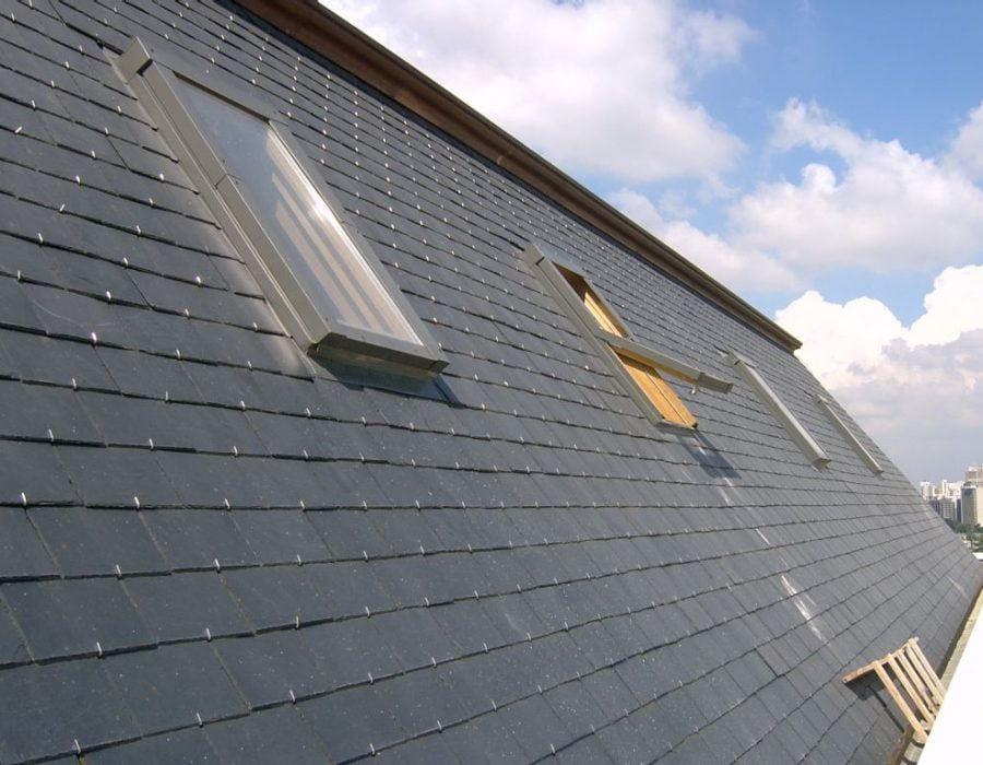 janela de telhado fia