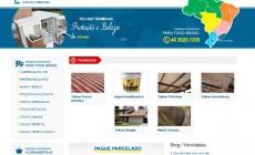 Casa da Telha com novo site