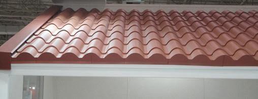 telha termica termohouse pingadeira